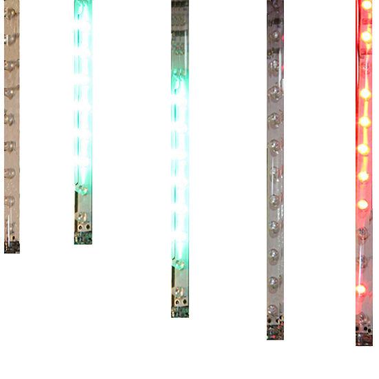 Kurt Adler 5-Light Multi-Colored Snowfall LED Light Set