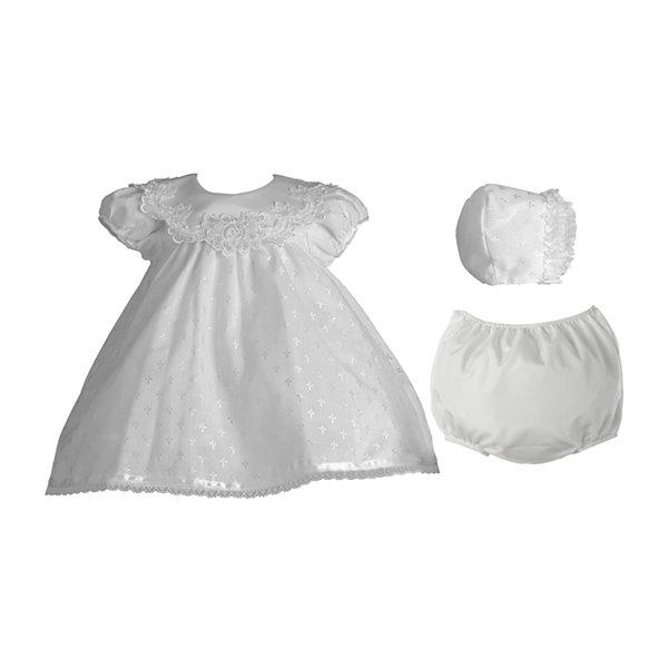 Keepsake Christening Dress Baby Girls newborn 12m