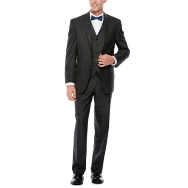jcpenney.com | IZOD® Gray Sharkskin Suit Separates - Classic Fit
