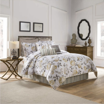 Williamsburg Eve 4-pc. Comforter Set