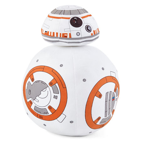 Star Wars BB-8 Pillow Buddy, One Size , White