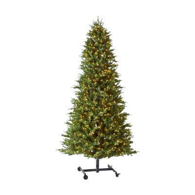 Aspen Grow And Stow Pre-Lit Christmas Tree