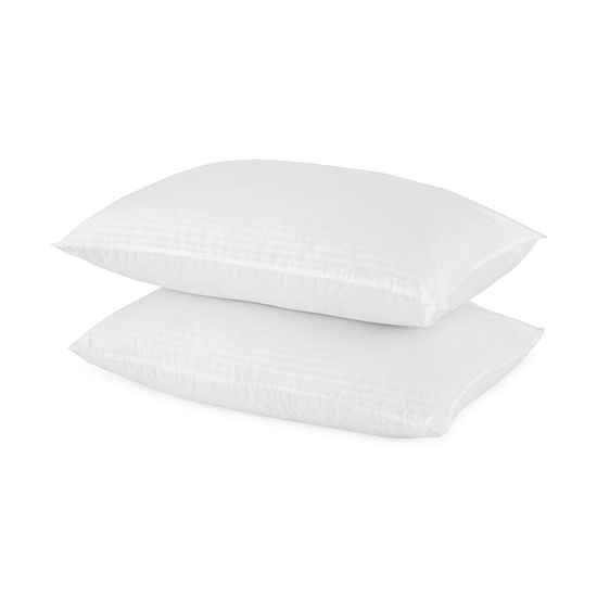 2-Pack Home Expressions Queen Size Classic Pillow