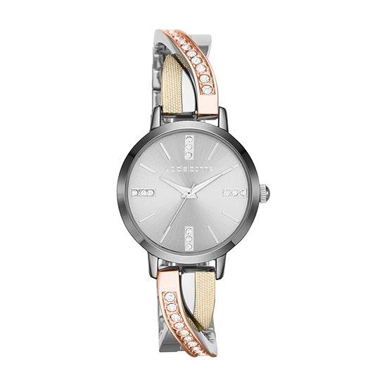 Liz Claiborne Womens Multicolor Bracelet Watch-Lc1220t