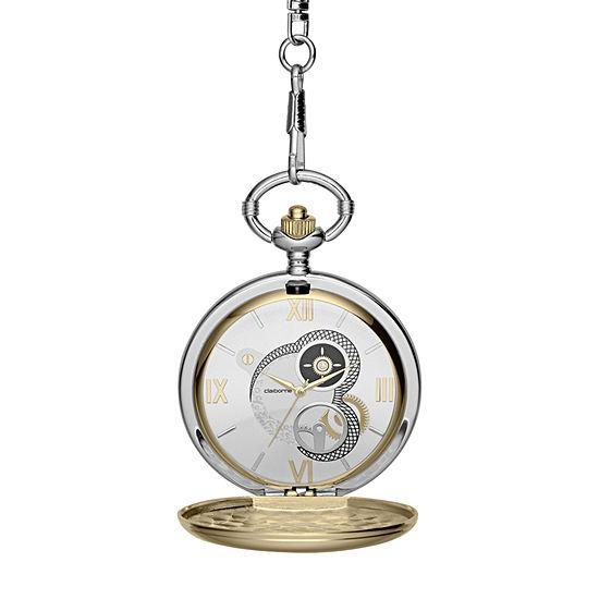 Claiborne Mens Bracelet Watch-Clm1084t