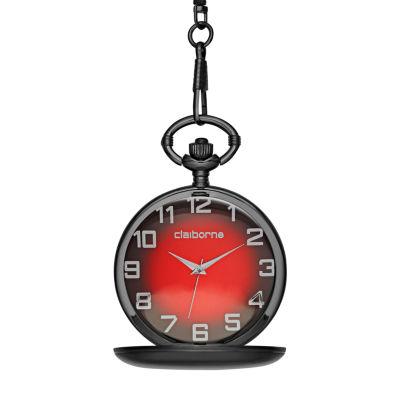 Claiborne Claiborne Mens Mens Bracelet Watch-Clm1085t