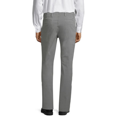 Dockers Downtime Khaki Classic Fit Flat Front Pants