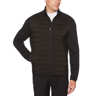 PGA TOUR Woven Lightweight Quilted Jacket