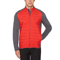 PGA Tour Mens Lightweight Quilted Jacket Deals