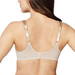 Bali Satin Tracings® Underwire Unlined Minimizer Bra 3562