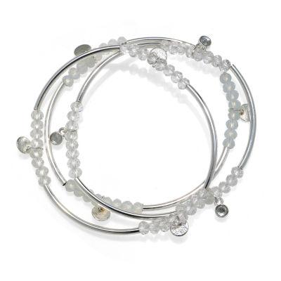 Mixit Delicates Womens Stretch Bracelet