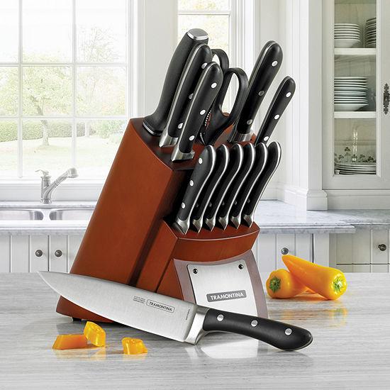 Tramontina Gourmet 14-Pc. Cutlery Set
