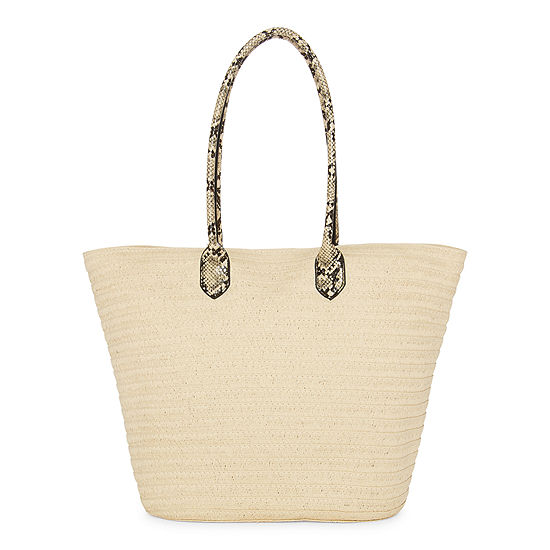 Style Collective North South Shopper Tote Bag