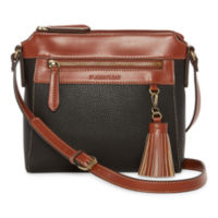 St. Johns Bay Quincy Crossbody Bag