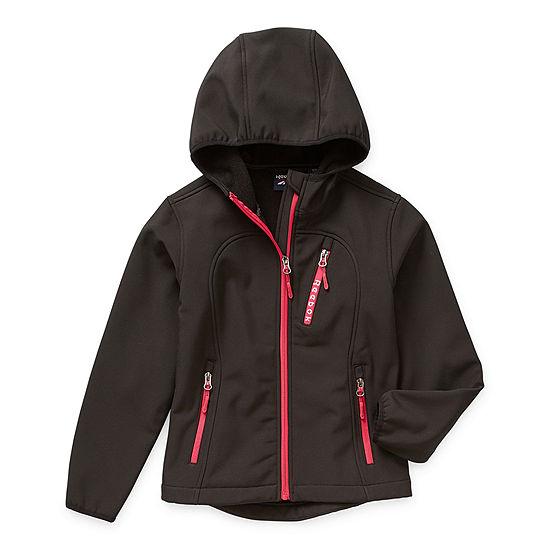 Reebok Girls Midweight Softshell Jacket