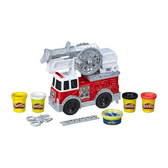 Play-Doh Wheels Firetruck 5pk