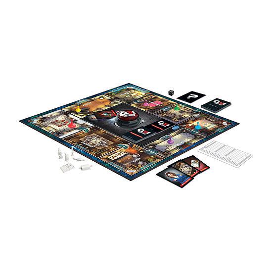 Hasbro Clue Liars Edition Board Game