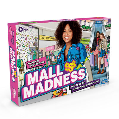 Hasbro Mall Madness Board Game