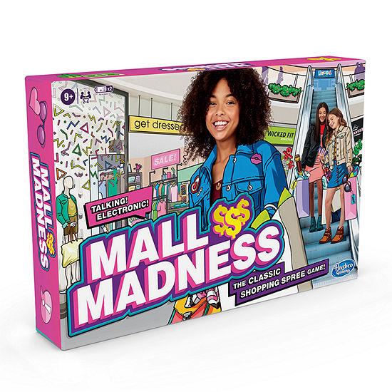 Hasbro Mall Madness Board Game