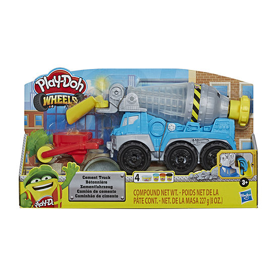 Play-Doh Cement Truck