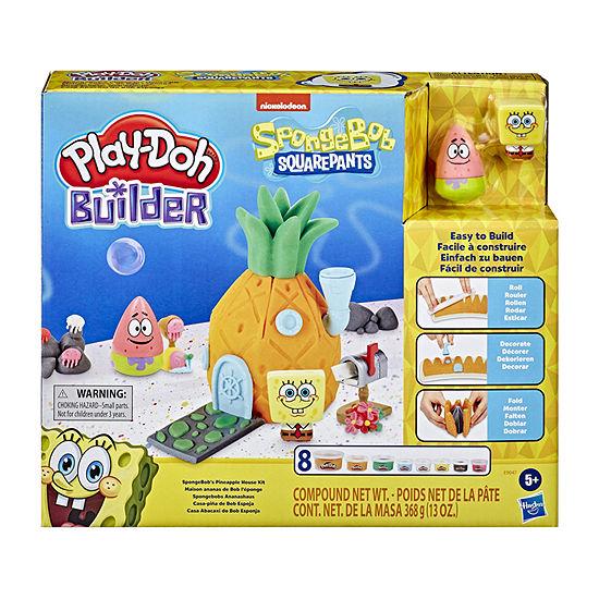 Play-Doh Spongebob Pineapple House Kit