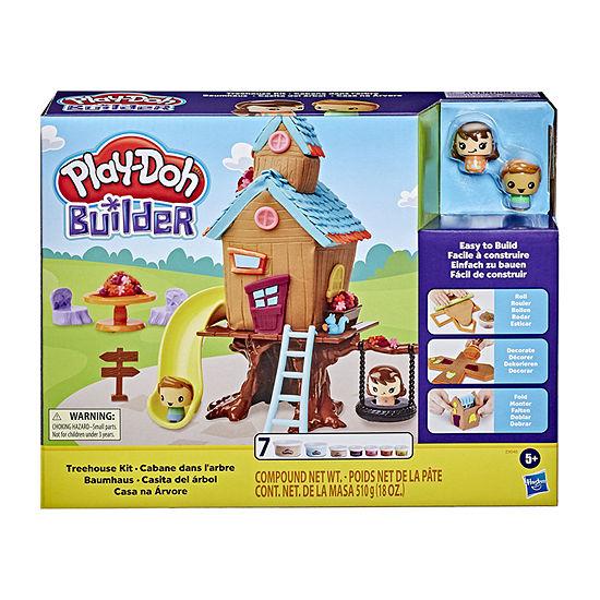 Play-Doh Treehouse Kit