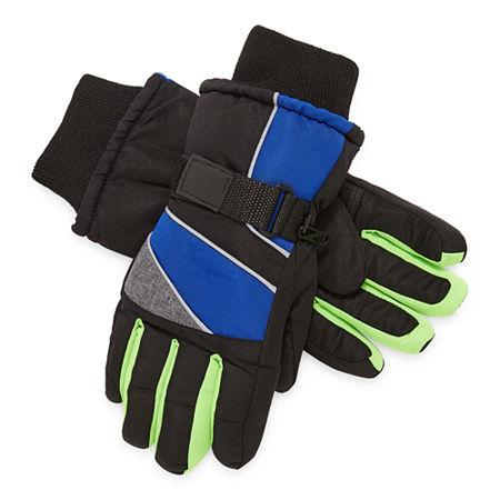 WinterProof Little & Big Boys Cold Weather Gloves