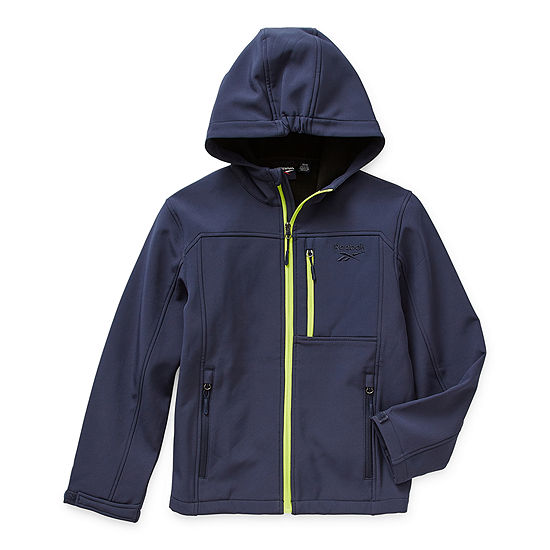 Reebok Little & Big Boys Midweight Softshell Jacket