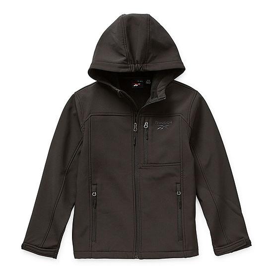 Reebok Little & Big Boys Midweight Softshell Jacket