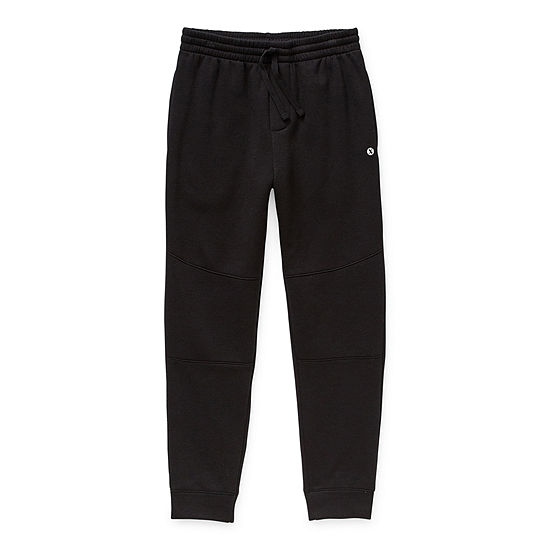 Xersion Cotton Fleece Little & Big Boys Jogger Pant