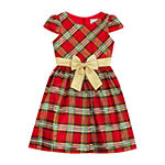 Sweet Charmers Toddler Girls 2-pc. Jacket Dress