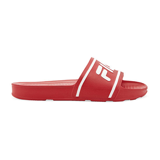 Fila Womens Sleek St Slide Sandals