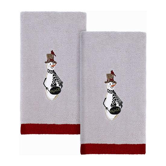 Avanti Country Friends 2-pc. Fingertip Towel