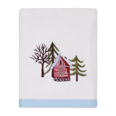 Avanti Christmas Village Hand Towel