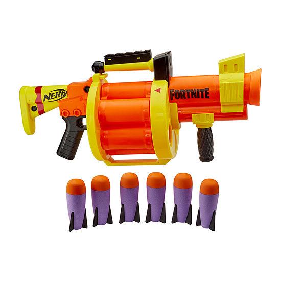Nerf Fortnite Gl Rocket Firing Blaster