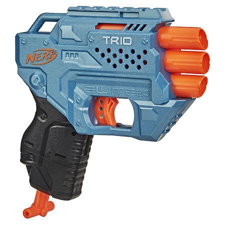 Nerf Elite 2.0 Trio Td-3 Blaster, One Size