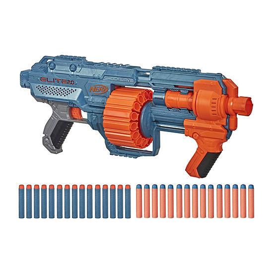 Nerf Elite 2.0 Shockwave Rd 15 Blaster