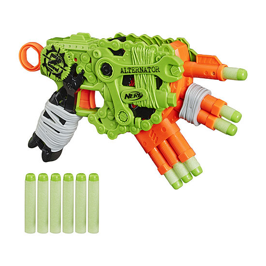 Nerf Fortnite Zombie Alternator