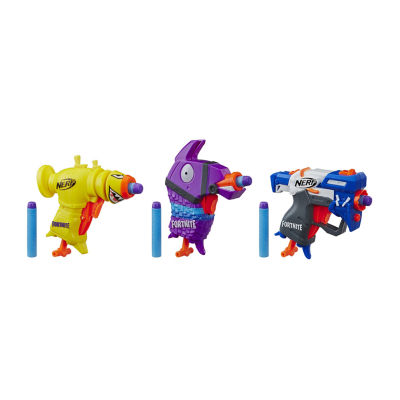 Nerf Fortnite Micro Back 3 Pack