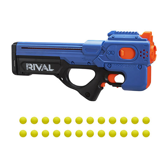 Nerf Rival Motorized Blue