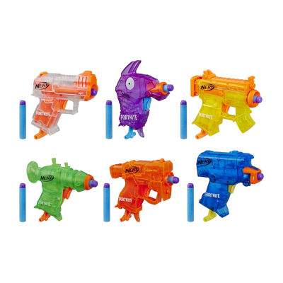 Nerf Fortnite Micro Bach 6 Pack