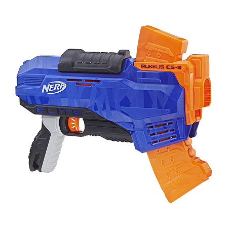 NERF N-Strike Elite Rukkus ICS-8, One Size , No Color Family
