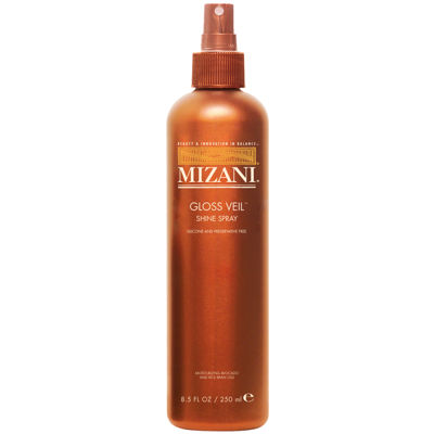 Mizani Gloss Veil Shine Spray Hair Serum-8.5 oz.