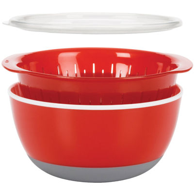 OXO Good Grips® 3-pc. Berry Bowl and Colander Set