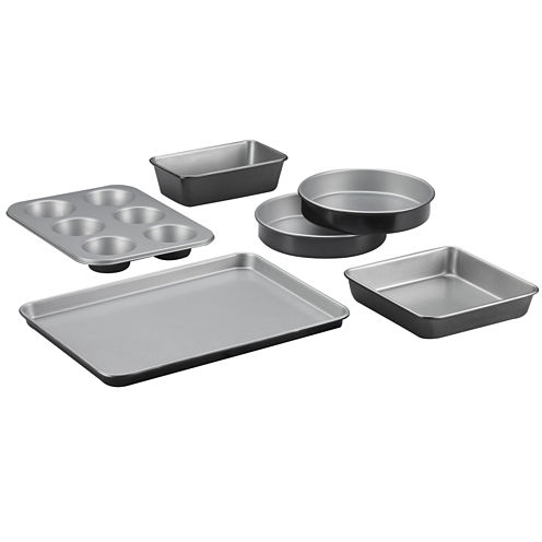 Cuisinart® 6-pc. Nonstick Bakeware Set