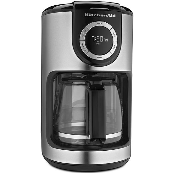 kitchenaid 12 cup coffee maker kcm1202 - Kitchen Aid Coffee Maker
