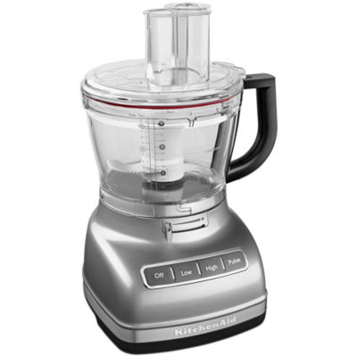 KitchenAid® 14-Cup Food Processor with Commercial-Style Dicing Kit  KFP1466