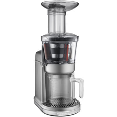 Kitchenaid Slow Juicer Rezepte : KitchenAid Maximum Extraction Slow Juicer