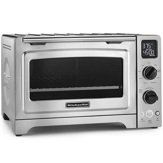 "KitchenAid® 12"" Convection Digital Countertop Oven KCO273SS"