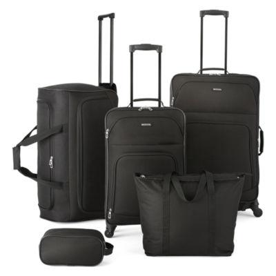 Protocol Simmons 5-pc. Luggage Set